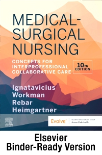 cover image - Medical-Surgical Nursing - Binder Ready,10th Edition