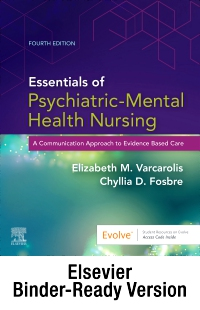cover image - Essentials of Psychiatric Mental Health Nursing - Binder Ready,4th Edition