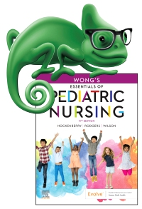 cover image - Elsevier Adaptive Quizzing for Hockenberry Wong's Essentials of Pediatric Nursing (eCommerce Version),11th Edition