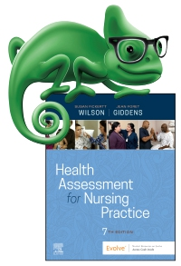 cover image - Elsevier Adaptive Quizzing for Wilson Health Assessment for Nursing Practice (eComm),7th Edition