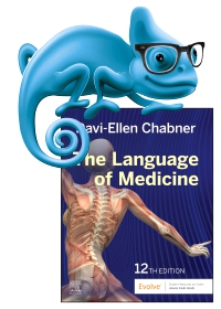 cover image - Elsevier Adaptive Learning for The Language of Medicine,12th Edition