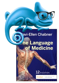 cover image - Elsevier Adaptive Learning for The Language of Medicine (Access Card),12th Edition