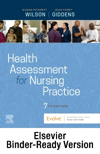 cover image - Health Assessment for Nursing Practice - Binder Ready,7th Edition