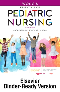 cover image - Wong's Essentials of Pediatric Nursing - Binder Ready,11th Edition