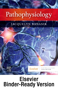 cover image - Pathophysiology - Binder Ready,7th Edition