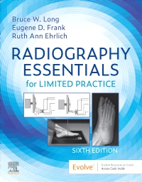 cover image - Evolve Resources for Radiography Essentials for Limited Practice,6th Edition