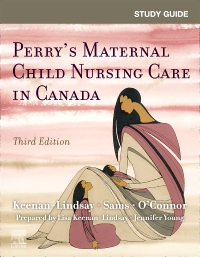 cover image - Study Guide for Perry's Maternal Child Nursing Care in Canada,E-Book,3rd Edition