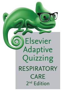 cover image - Elsevier Adaptive Quizzing for Respiratory Care,2nd Edition