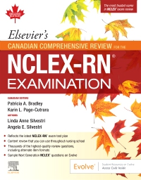cover image - Evolve Resources for Elsevier's Canadian Comprehensive Review for the NCLEX-RN Examination,2nd Edition