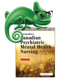 cover image - Elsevier Adaptive Quizzing for Varcarolis's Psychiatric Mental Health Nursing, Canadian Edition,2nd Edition