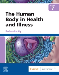 cover image - Evolve Resources for The Human Body in Health and Illness,7th Edition