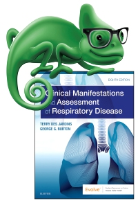 cover image - Elsevier Adaptive Quizzing for Clinical Manifestations and Assessment of Respiratory Disease,8th Edition