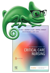 cover image - Elsevier Adaptive Quizzing for Introduction to Critical Care Nursing,8th Edition