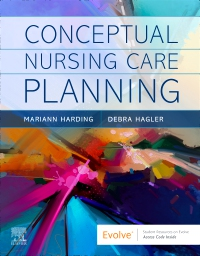 cover image - Evolve Resources for Conceptual Nursing Care Planning