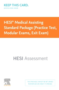 cover image - HESI Medical Assisting Package