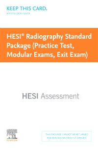 cover image - HESI Radiography Package