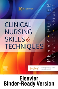 cover image - Clinical Nursing Skills and Techniques-Text and Checklist Package,10th Edition