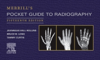 cover image - Merrill's Pocket Guide to Radiography,15th Edition