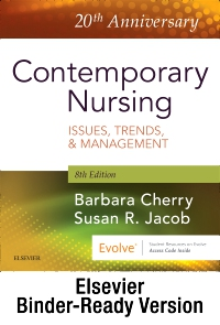 cover image - Contemporary Nursing - Binder Ready,8th Edition
