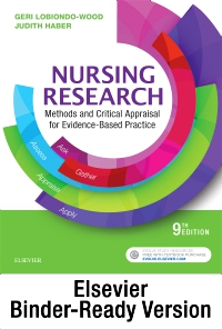 cover image - Nursing Research - Binder Ready,9th Edition