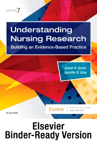 cover image - Understanding Nursing Research - Binder Ready,7th Edition