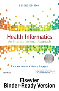 cover image - Health Informatics - Binder Ready,2nd Edition