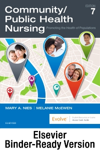 cover image - Community/Public Health Nursing - Binder Ready,7th Edition