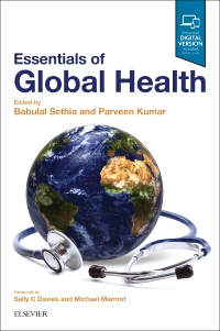 cover image - Essentials of Global Health - Elsevier E-Book on VitalSource
