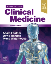 cover image - Kumar and Clark's Clinical Medicine - Elsevier E-Book on VitalSource,10th Edition