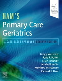 cover image - Ham's Primary Care Geriatrics Elsevier eBook on VitalSource,7th Edition