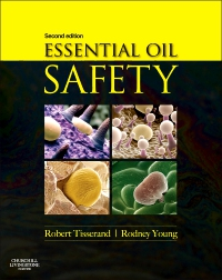cover image - Essential Oil Safety,2nd Edition