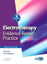 cover image - Electrotherapy,12th Edition
