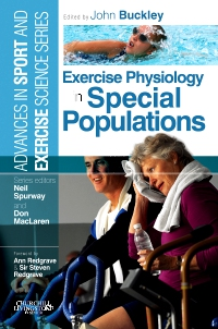 cover image - Exercise Physiology in Special Populations