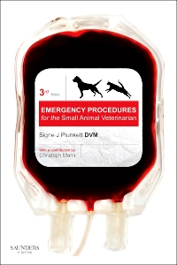 cover image - Emergency Procedures for the Small Animal Veterinarian,3rd Edition