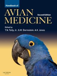 cover image - Handbook of Avian Medicine,2nd Edition