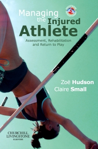 cover image - Managing the Injured Athlete