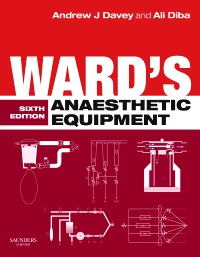 cover image - Ward's Anaesthetic Equipment,6th Edition