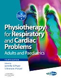 cover image - Evolve Resources for Physiotherapy for Respiratory & Cardiac Problems,4th Edition
