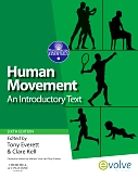 cover image - Evolve Resources for Human Movement,6th Edition