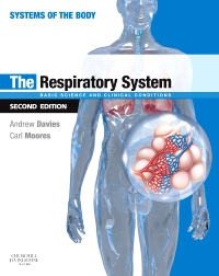 cover image - The Respiratory System,2nd Edition