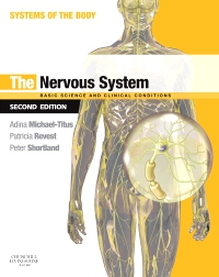 cover image - The Nervous System,2nd Edition