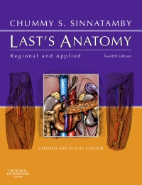 cover image - Last's Anatomy,12th Edition