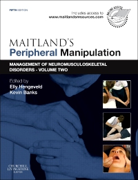 cover image - Maitland's Peripheral Manipulation,5th Edition