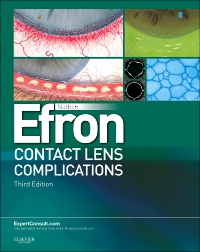 cover image - Contact Lens Complications,3rd Edition