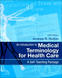 cover image - An Introduction to Medical Terminology for Health Care,5th Edition