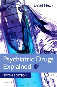 cover image - Psychiatric Drugs Explained,6th Edition