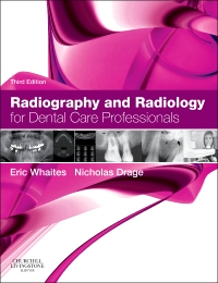 cover image - Radiography and Radiology for Dental Care Professionals,3rd Edition