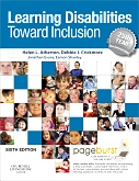 cover image - Evolve Resources for Learning Disabilities,6th Edition
