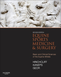 cover image - Equine Sports Medicine and Surgery,2nd Edition