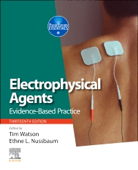 cover image - Electro Physical Agents,13th Edition